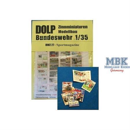 Deutsche Sportzeitungen