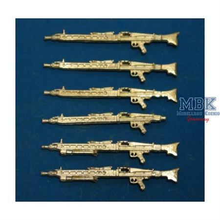 BW Waffen Set X