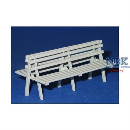 Sitzbank für LKW-Ladefläche
