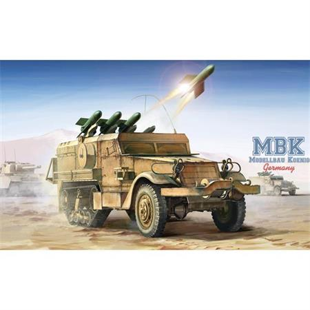 IDF M3 Halftrack Nord SS11 AT