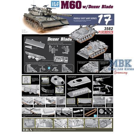 IDF M60 w/Dozer Blade