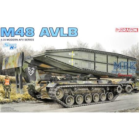 M48 AVLB Brückenlegepanzer