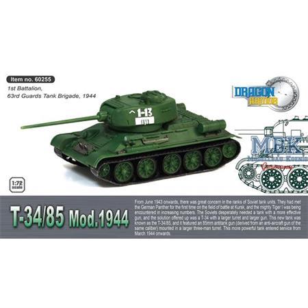 T-34/85 1. Batt. 63rd Guards Tank Brig´44