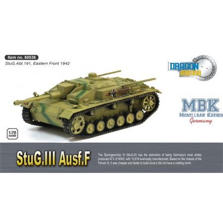 StuG III Ausf. F Abt. 191 east Front 42´