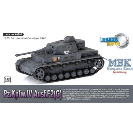 Pz. Kpfw. IV Ausf. F2 (G) 13. Panzer Division