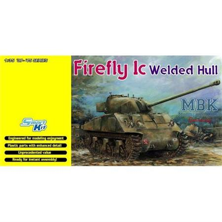 Firefly 1c Welded Hull - Smart Kit