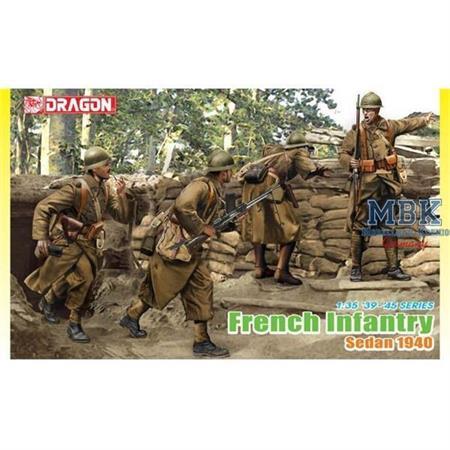 French Infantry Sedan 1940