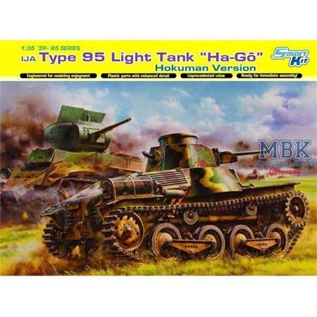 "IJA Type 95 ""Ha-Go"" Hokuman Version"
