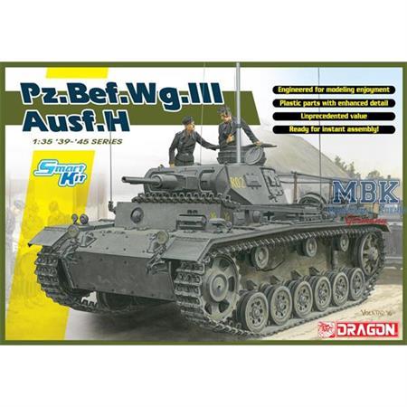 Panzer Befehlswagen III Ausf. H