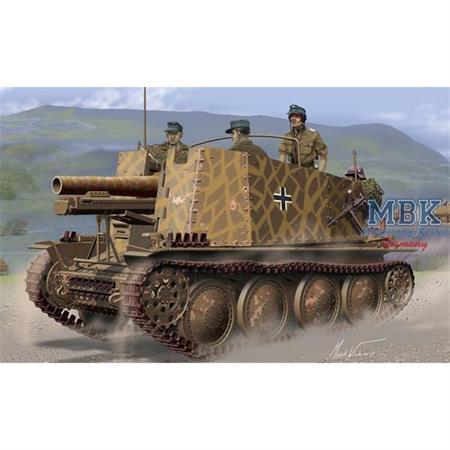 Sd.Kfz.138/1 Geschützwagen 38H initial