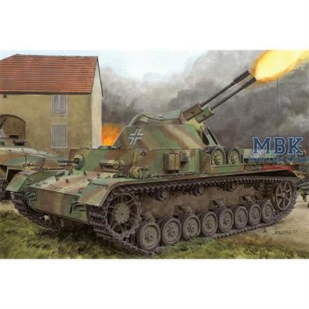 Flakpanzer IV (3cm) Kugelblitz