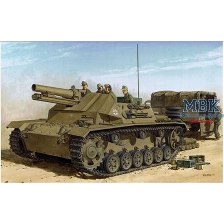 15cm sIG 33 auf Panzer III (Sf)