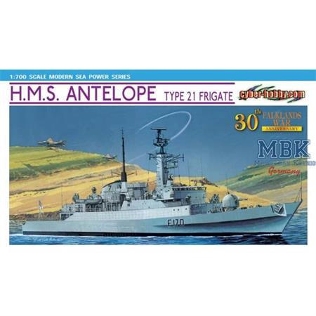H.M.S. Antelope