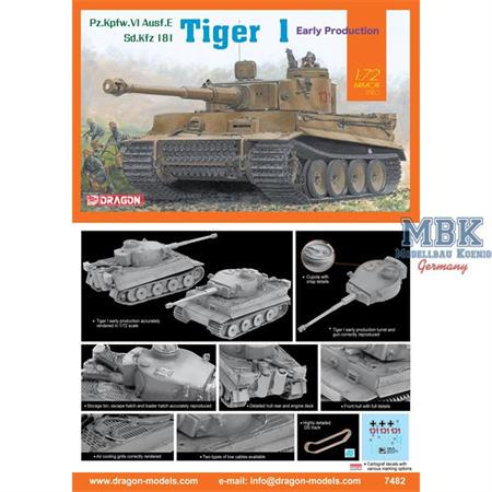 """Tiger I """"Early Production"""""""