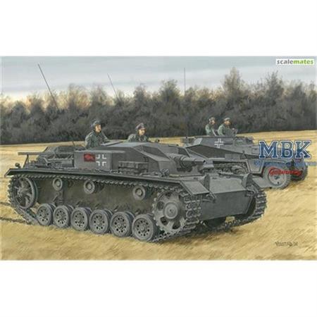 StuG III Ausf. E    1/72
