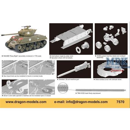 M4A3E8 Easy Eight Korean War 70th