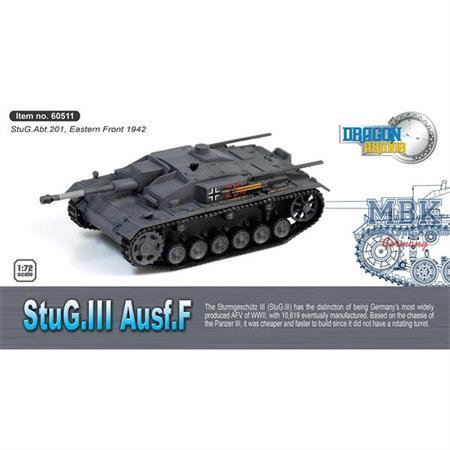 StuG III Ausf. F, StuG Abt. 201