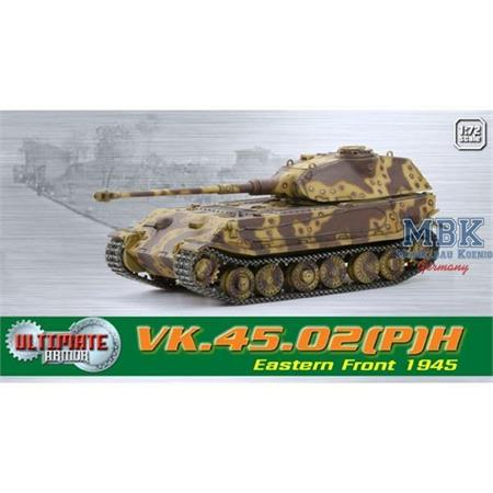 VK.45.02(P)H, Eastern Front 1945