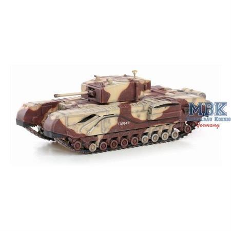 """Churchill Mk. III """"KingForce"""" El Alamein 1942"""