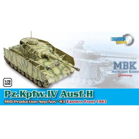 Pz.Kpfw.IV Ausf.H Mid-Production Sep-Nov '43