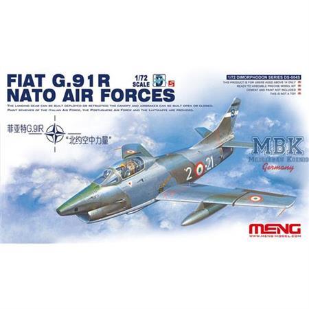 Fiat G.91 R NATO Air Forces