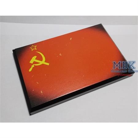 Flaggensockel, Sowjetunion, 17x11cm