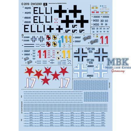 """Ju EF-126 """"Elli"""" / EF-127 """"Walli"""" 3in1"""