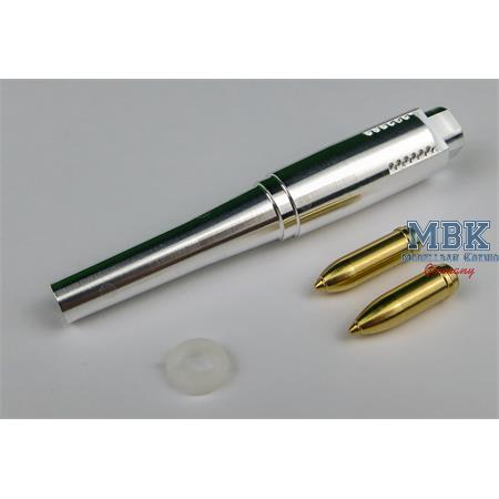 Metal barrel for 155mm Schneider gun DW35022