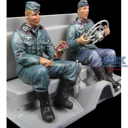 Faun L900 Crew Figure Set