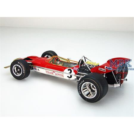 Team Lotus Type 49C 1970 1:20