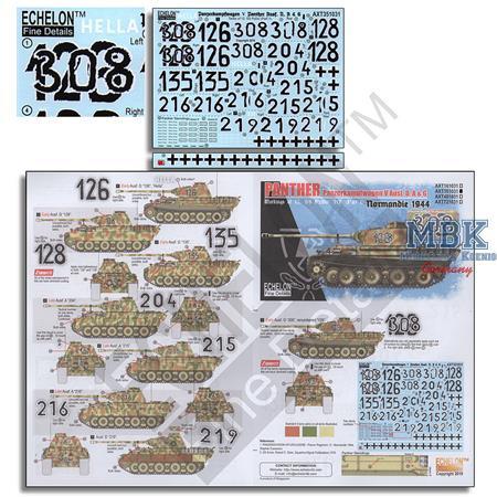 12. SS Pz. Div. Hitlerjugend Normandie 1944 Part I