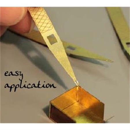 Glue application tool - für Sekundenkleber