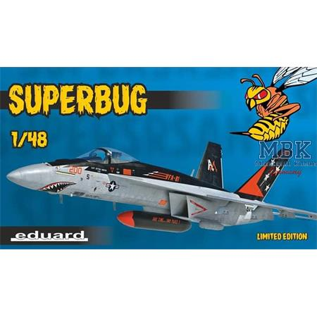 Superbug  F/A-18E  LIMITED 1/48