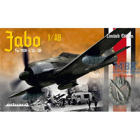 """""""Jabo""""  Fw 190A-5s  LIMITED 1/48"""