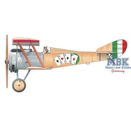 IL MAGNIFICO Hanriot HD.I in Italian service 1/48