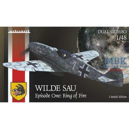 WILDE SAU Episode One: RING of FIRE - Dual Combo -