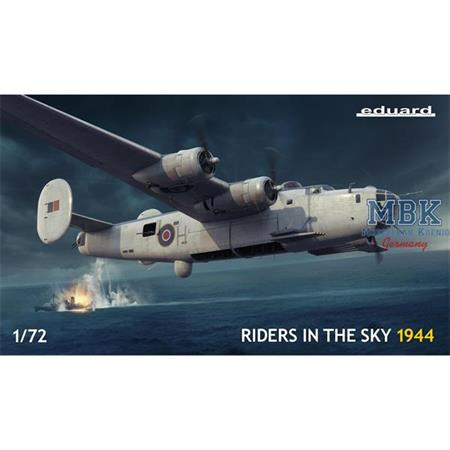 Riders in the Sky 1944 - Limited -   1/72