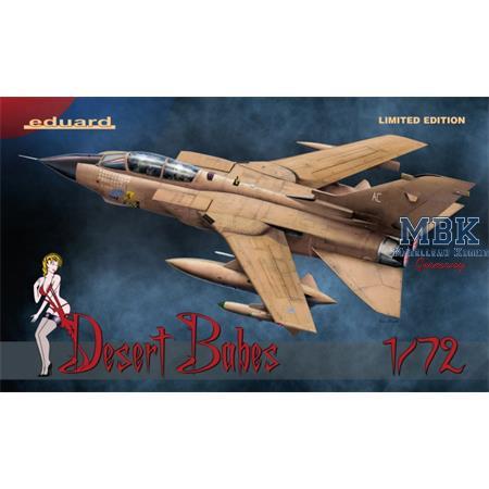 "Tornado GR.1 ""Desert Babes"" - Limited Edition"