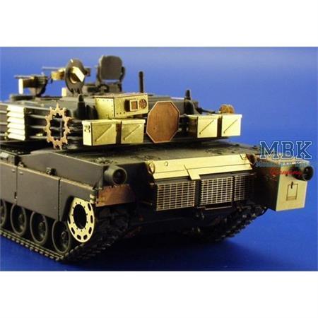 M1 A1 (HA) Abrams Fotoätzsatz 1-72