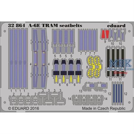 A-6E TRAM - PART I. 1/32