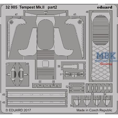 Tempest Mk. II 1/32