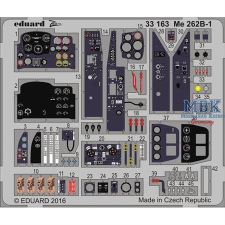 ME 262B-1  1/32