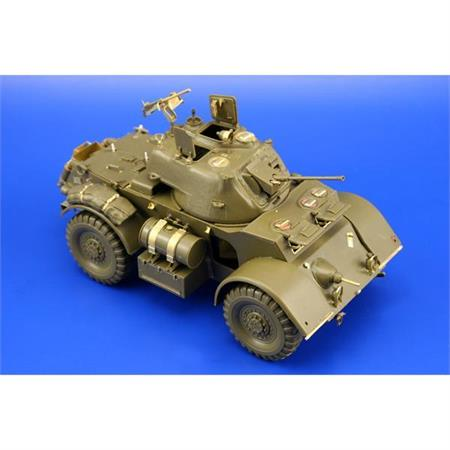 Staghound Mk.I (Italeri)
