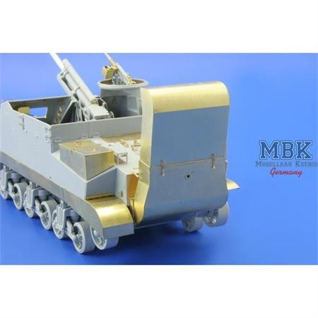 M-7 Mid production deep water fording