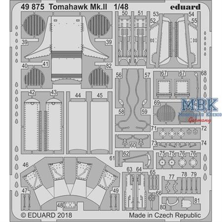 Tomahawk Mk. II 1/48
