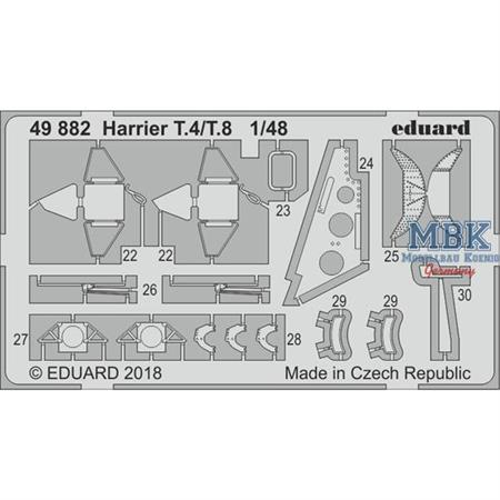 Harrier T.4/ T.8 1/48