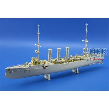 SMS Emden part 1 1:350