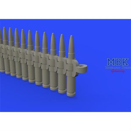Ammo belts 12,7mm  1/48