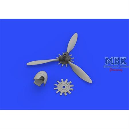Fw 190A propeller  1/48
