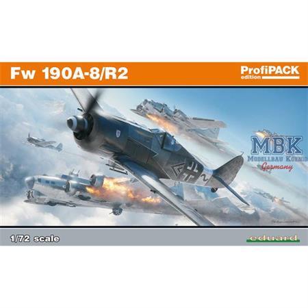 Fw 190A-8/R2  -Profipack- 1/72